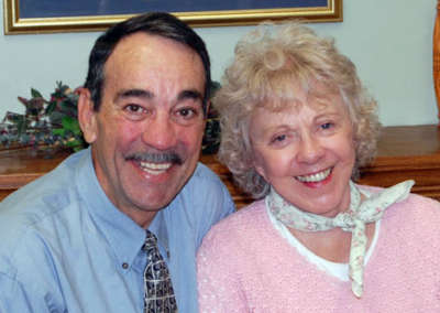 Pastors Bill and Kay Hieb