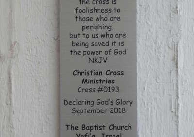 Declaring God's Glory over Nazareth