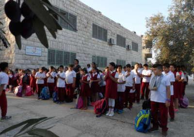 Aboud School Children